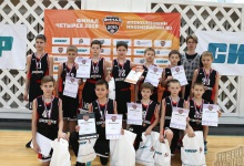 В Дзержинске завершился областной турнир по баскетболу