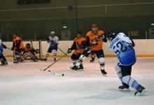 Первенство Ночной хоккейной лиги вышло на финишную прямую