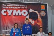 Более 300 спортсменов приняли участие в открытом первенстве Дзержинска по сумо