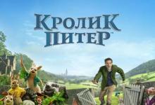 """Кинотеатр """"Рояль"""" приглашает на комедию про Кролика Питера"""