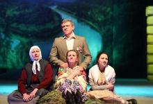 Дзержинский театр драмы получил два диплома областного театрального фестиваля