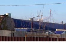Цех по производству перчаток горел в Дзержинске