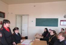 Полицейские провели встречи  с жителями в Дзержинске