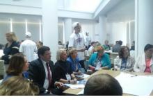 Губернатор Глеб Никитин открыл первую отраслевую сессию в рамках обсуждения Стра