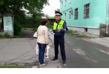 В Дзержинске прошла операция ГИБДД «Пешеход»
