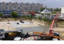 В Дзержинске началось строительство нового торгово-развлекательного комплекса