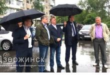 В Дзержинске состоялось выездное совещание по вопросу реализации приоритетного