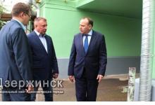 В Дзержинске продолжается капремонт домов на проспекте Циолковского