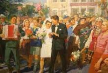 """Дзержинцам предлагают вспомнить о том, как проходили их """"красные или комсомольск"""