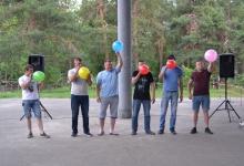 День отца впервые отметили в Дзержинске