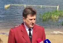 Жителям Дзержинска напомнили о правилах посещения пляжа