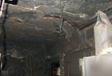 Мужчина погиб в огне в Дзержинске
