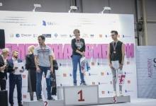 Парикмахер из Дзержинска выиграла конкурс в Сибири