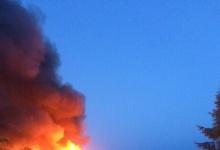 Глава семьи погиб на пожаре в поселке под Дзержинском