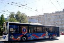 Фирма из Дзержинска оформит автобусы-шаттлы для болельщиков