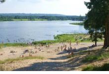 В Дзержинске только один пляж подготовлен к купальному сезону