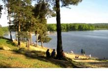 В Дзержинске разрушается берег Святого озера