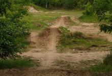 Трасса для велоэкстремалов появилась в Дзержинске