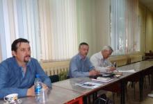 Экологи Дзержинска собрались на круглый стол в библиотеке