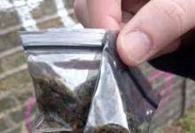 Наркомана с двумя пакетиками задержали в Дзержинске