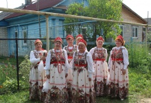 Праздники для жителей прошли в поселках вокруг Дзержинска