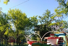 Стоимость аттракционов в парке Дзержинска будет снижена до 80 рублей