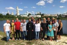 Дзержинцы совершили паломничество в Дивеево