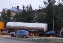 """Подростки на """"десятке"""" попали под бензовоз в Дзержинске"""