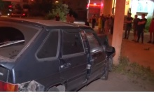 Авария в Дзержинске спровоцировала массовый беспорядок на дороге