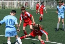 Дзержинск был представлен на турнире по футболу среди смешанных команд