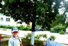 У мамы украли коляску от поликлиники в Дзержинске