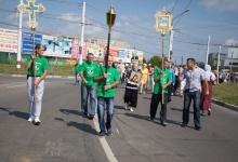 Крестный ход прошел в Дзержинске