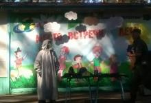 """Нацгвардия приехала с показательными выступлениями в лагерь """"Космос"""" в Дзержинск"""