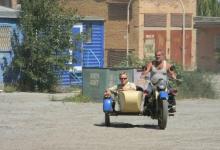 В Дзержинске полицейские устроили погоню за мотоциклистом