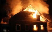 Два пенсионера погибли во время пожара под Дзержинском