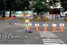 """Конкурс """"Безопасная дорога детям - Внимание! Светофор!"""" стартовал в Дзержинске"""