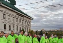 В Александро-Невском кафедральном соборе Нижнего Новгорода торжественно встретил
