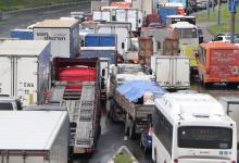 Пробки на Московском шоссе: ремонтируют дорогу от Дзержинска до Нижнего Новгород