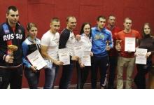 Полицейские Дзержинска заняли 3 место в первенстве ГУВД по плаванию