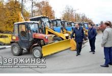 Виктор Нестеров: «Дорожные службы Дзержинска  готовы к началу зимы и снегу»