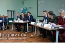 17 октября в Дзержинске на базе АО «Сибур-Нефтехим» прошло совещание с руководит