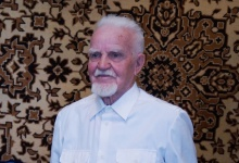 22 октября,исполнилось 95 лет дзержинцу, участнику Великой Отечественной войны,