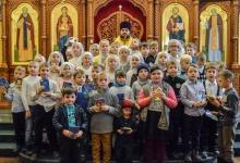 В день Памяти святых отцев VII Вселенского Собора в Дзержинске прошел праздник п