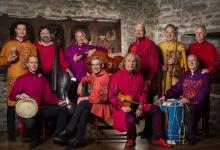 Легендарный эстонский ансамбль выступил в Дзержинске