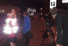 В Дзержинске сотрудники Госавтоинспекции осуществили контроль за пешеходными пер