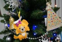 В преддверии новогодних праздников депутаты городской думы организовали для дет