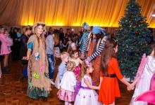 Дед Мороз и Снегурочка приглашают на НОВОГОДНЮЮ ЁЛКУ в «Чайку» в Дзержинске
