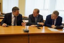 Иван Носков, Анатолий Слизов и Сергей Архипов претендуют на кресло главы Дзержин