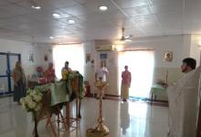 Клирик из Дзержинска совершил литургию для работников атомной станции на юге Инд