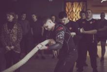 Седьмой этап городской спартакиады молодежи состоялся в Дзержинске